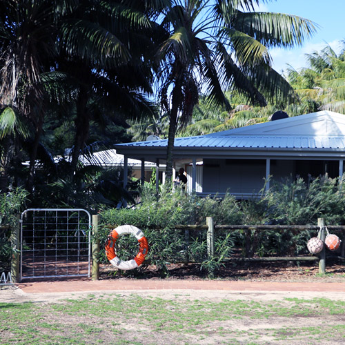 Lord Howe Island Beaches: Lagoon Landing - Lord Howe Island